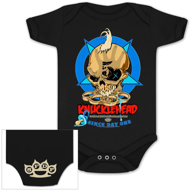 Five Finger Death Punch Day One Romper