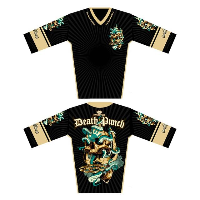 Five Finger Death Punch Trident Jersey