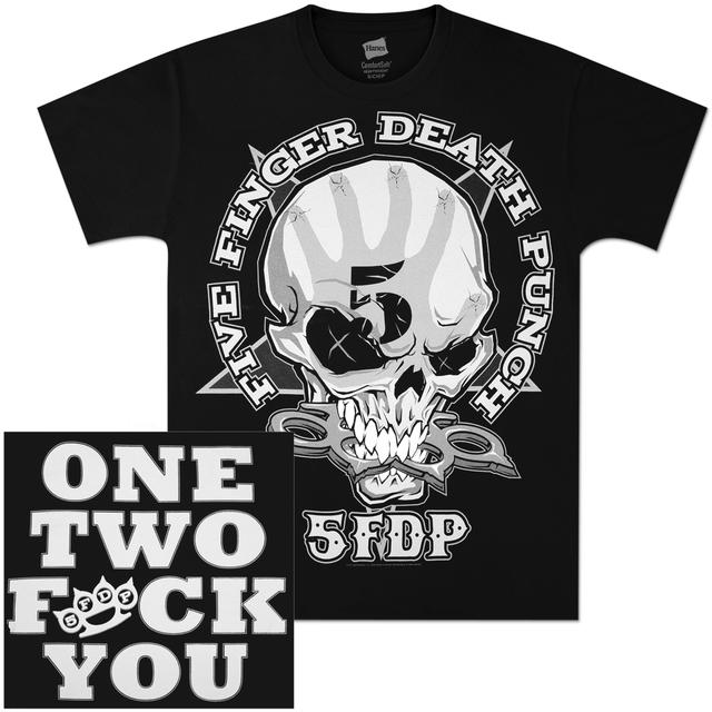 Five Finger Death Punch One Two T-Shirt