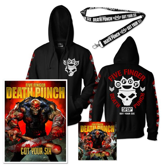 Five Finger Death Punch Got Your Six Bundle #2