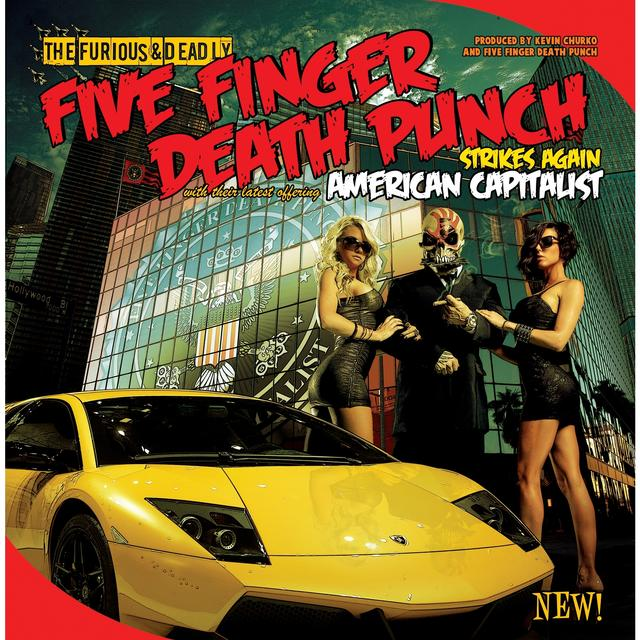 Five Finger Death Punch American Capitalist