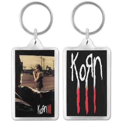 KoRn Remember Who You Are Acrylic Keychain