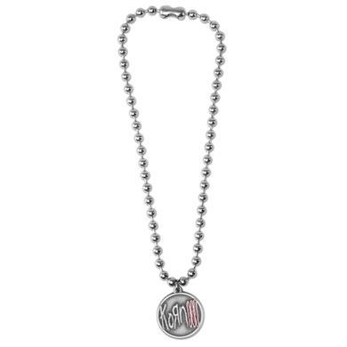 "KoRn III 18"" Ballchain & Pendant Necklace"