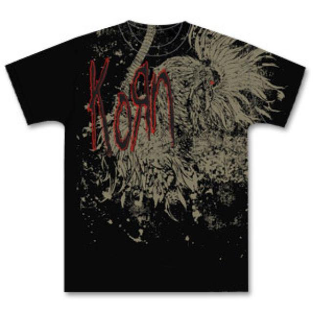 Exclusive KoRn Vulture T-Shirt
