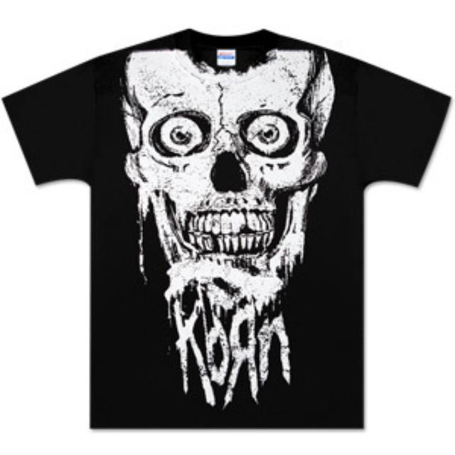 KoRn Skull Grill T-Shirt
