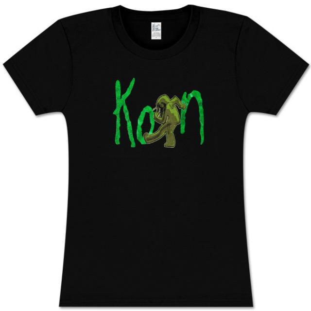 KoRn Foiled Again Babydoll