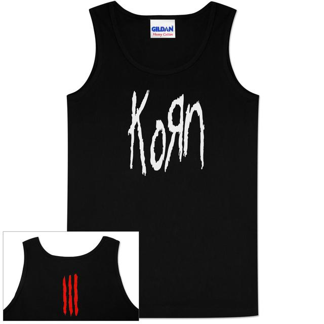KoRn III Men's Tank Top