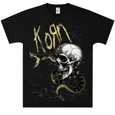 KoRn Snake Eyes T-Shirt