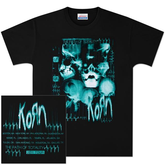 Korn Ex-Rey Tour T-Shirt