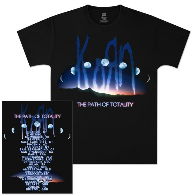 Korn Phases Tour T-Shirt