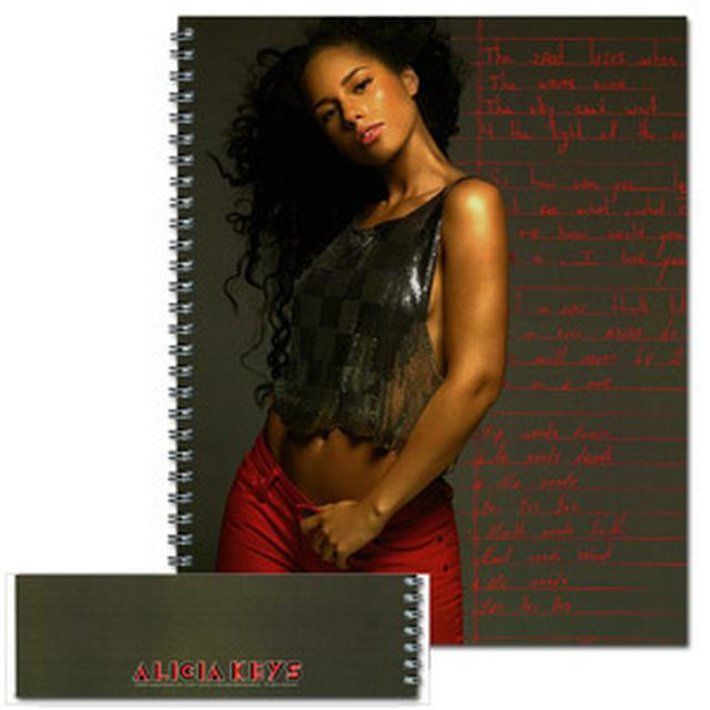 Alicia Keys Journal
