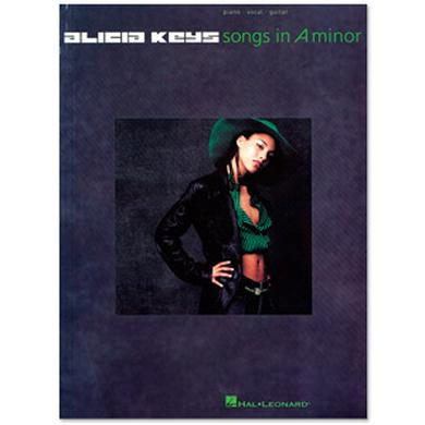 Alicia Keys - Songs in A Minor Songbook