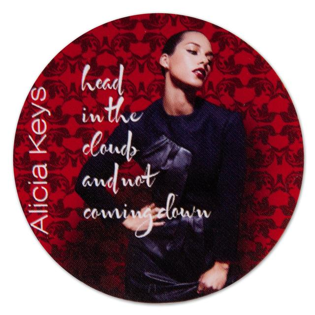 Alicia Keys Head In The Clouds Sticker