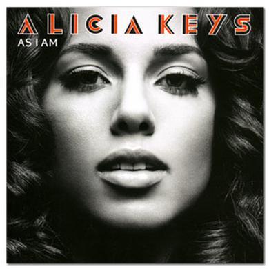 Alicia Keys - As I Am CD