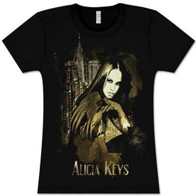 Alicia Keys Spikes Babydoll