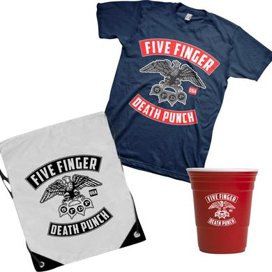 Five Finger Death Punch Exclusive 4th of July Bundle
