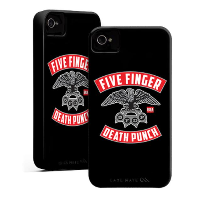 Five Finger Death Punch 5FDP Eagle Phone Case
