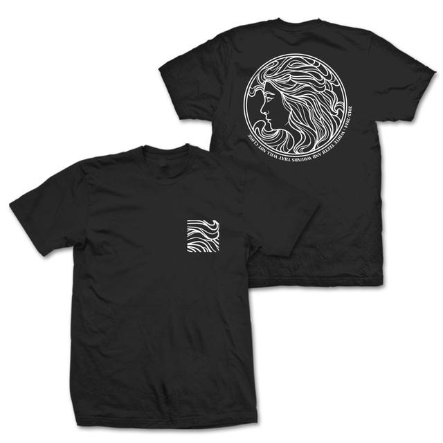 Lorde Crest Black T-Shirt