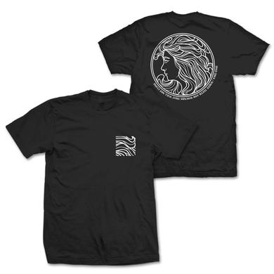 Lorde Crest Black T-Shirt