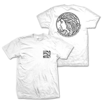 Lorde Crest White T-Shirt