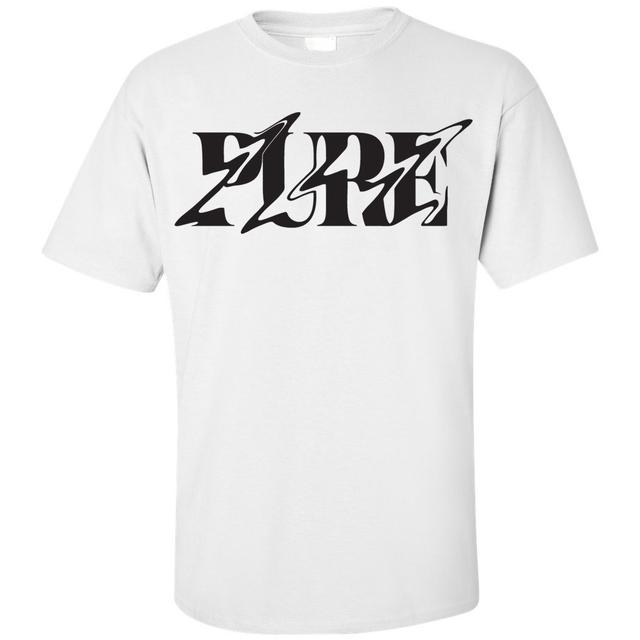 Lorde PURE Warp Font White T-Shirt