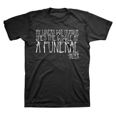 Hozier Funeral T-Shirt