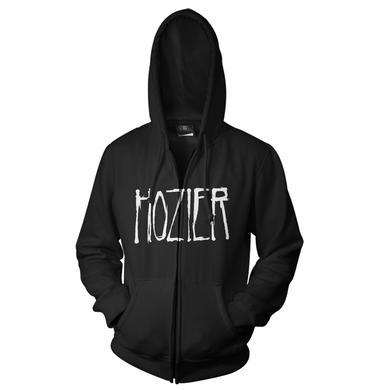 Hozier Logo Zip Hood