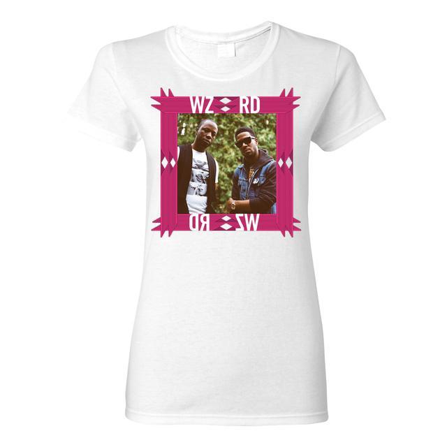 Kid Cudi WZRD Frame Women's T-Shirt