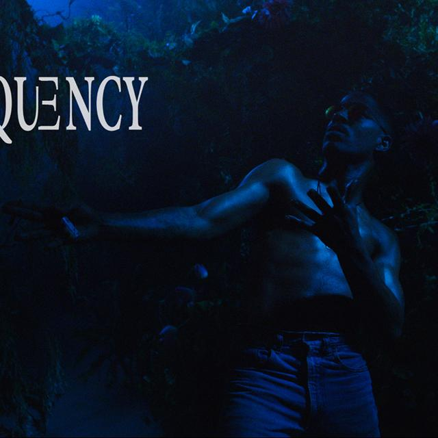 Kid Cudi Frequency Film Lithograph