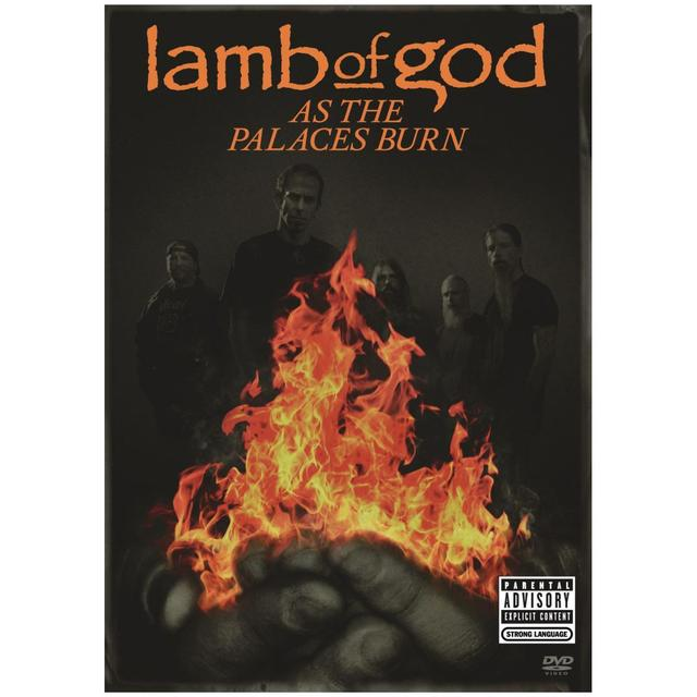 Lamb Of God As The Palaces Burn DVD