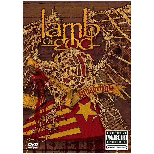 Lamb Of God Killadelphia DVD