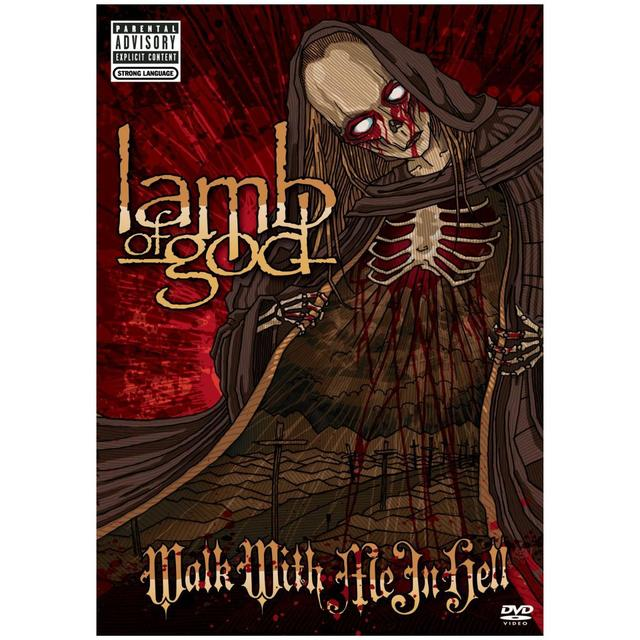 Lamb Of God Walk With Me In Hell DVD