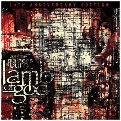 Lamb Of God As The Palaces Burn (10th Anniversary Edition) CD