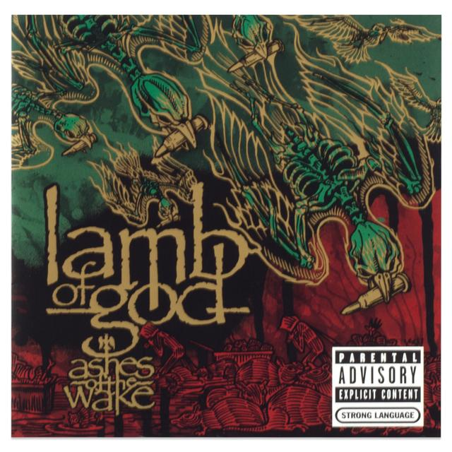 Lamb Of God Ashes Of The Wake CD