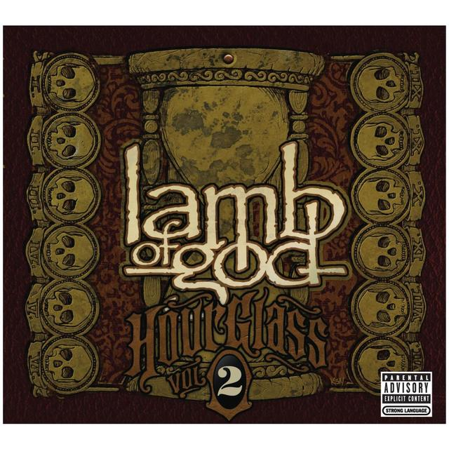 Lamb Of God Hourglass Vol. II - The Epic Years CD