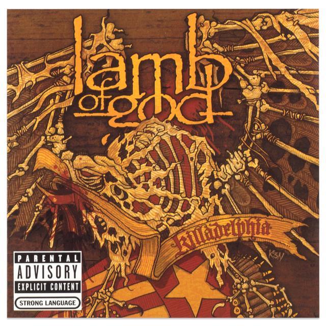 Lamb Of God Killadelphia CD