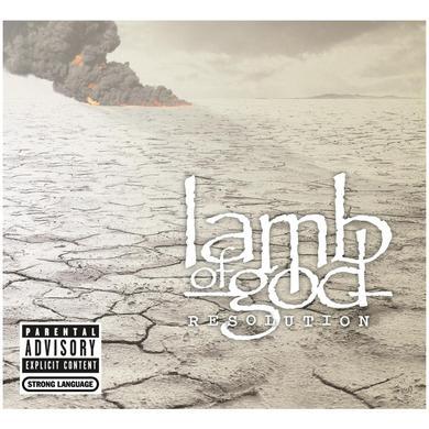 Lamb Of God Resolution CD