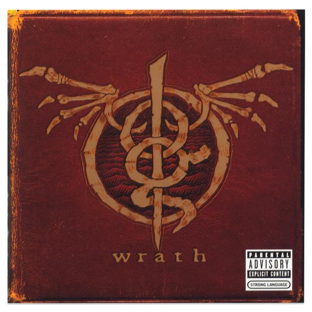 Lamb Of God Wrath CD
