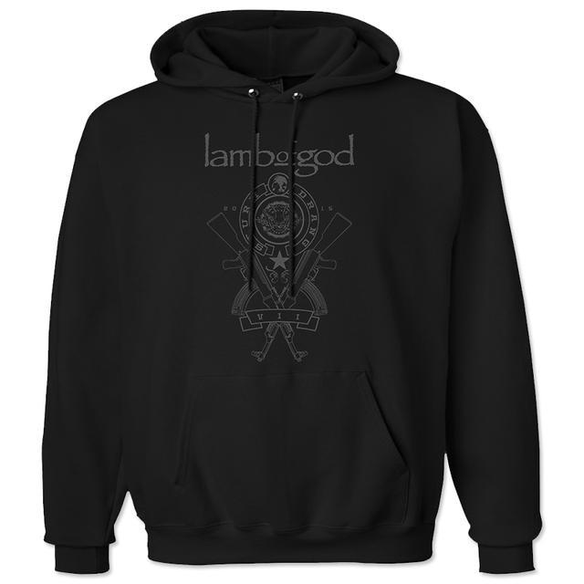 Lamb Of God VII: Sturm Und Drang Hoodie
