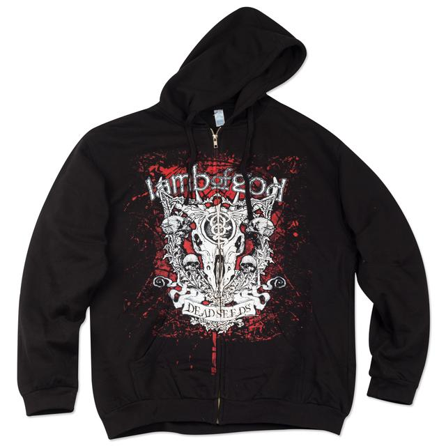 Lamb of God Dead Seeds Hoodie