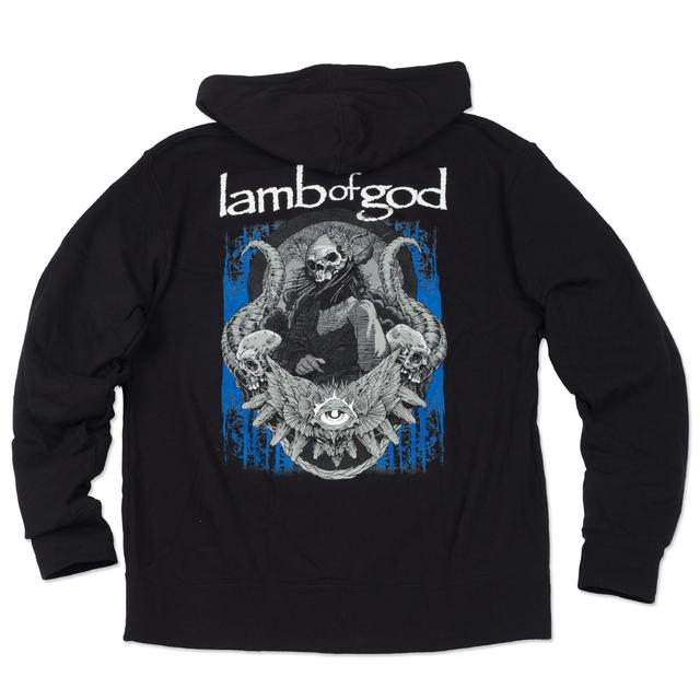 Lamb of god hoodie