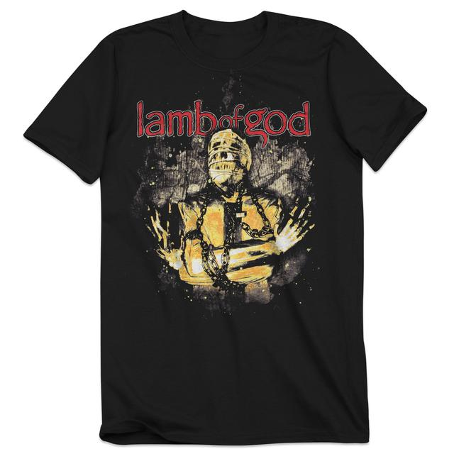Lamb of God Broken Hands T-Shirt