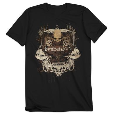 Lamb of God Dead Justice T-Shirt