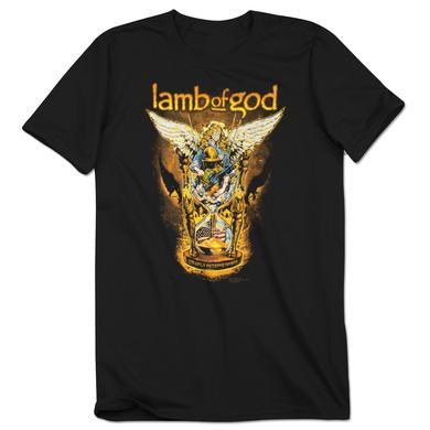 Lamb of God Hourglass T-Shirt