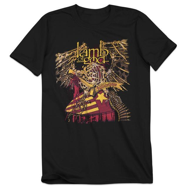 Lamb of God Kiladelphia T-Shirt