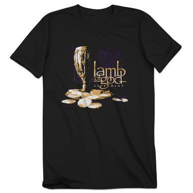 Lamb of God Sacrament T-Shirt