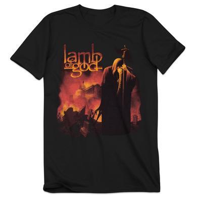 Lamb of God Toxic Monk T-Shirt