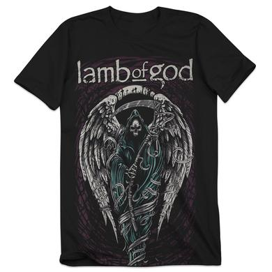 Lamb of God Winged Reaper T-Shirt