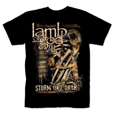 Lamb of God Sturm Und Drang T-Shirt
