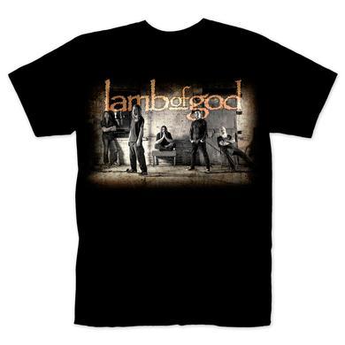 """Lamb of God """"Asylum"""" T-Shirt"""